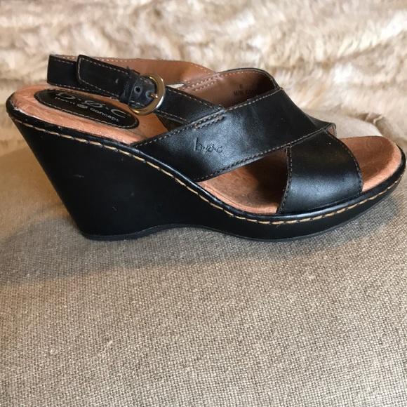e7cc4e14b1 Born Shoes | Boc Concept Sandals 6m | Poshmark